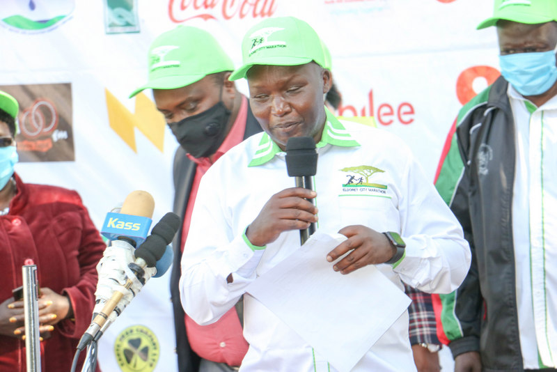 Eldoret City Marathon to Debut an Electronic Timing System